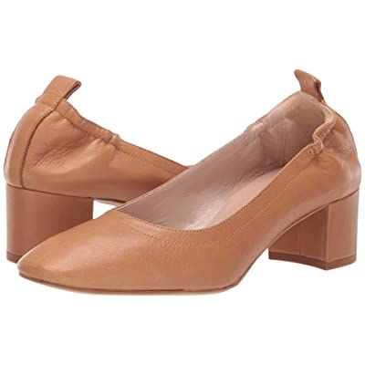 Summit by White Mountain Vittoria Heel (Natural Leather) Women