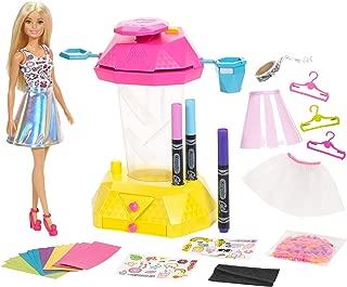 Barbie Crayola Confetti Skirt Studio