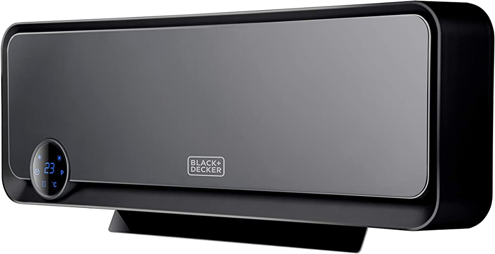 Black+decker bxwsh2000e termoconvettore a parete, 2000 w ES9350010B