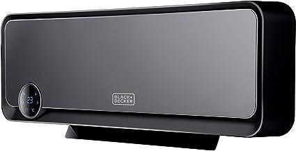 Black+Decker BXWSH2000E Calefactor cerámico de pared apto