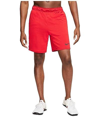 Nike Dry-FIT Knit Short 5.0 (University Red/Black/Black) Men