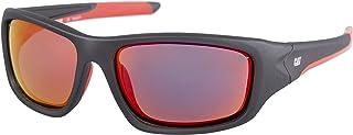 Caterpillar Men's Polarized Sunglasses Actuator Grey - CTACTUATOR-108P - size 61-16-130mm