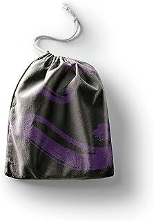 Bonamaison Impreso Algodón Bolsas con Cordón, Bolsa con Cordel para el Hogar y el Almacenamiento de Verduras, Bolso de Com...