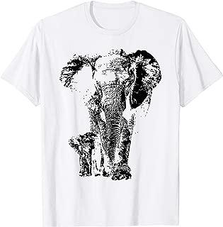Elephant Animal Lover Save The Elephants T-Shirt