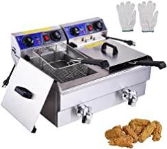 Best commercial fryer electric Reviews