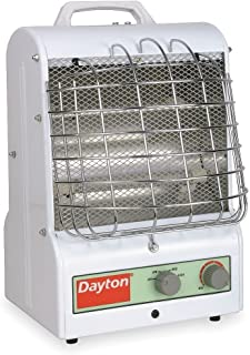 Dayton 3VU31 Heater, Space, 120v