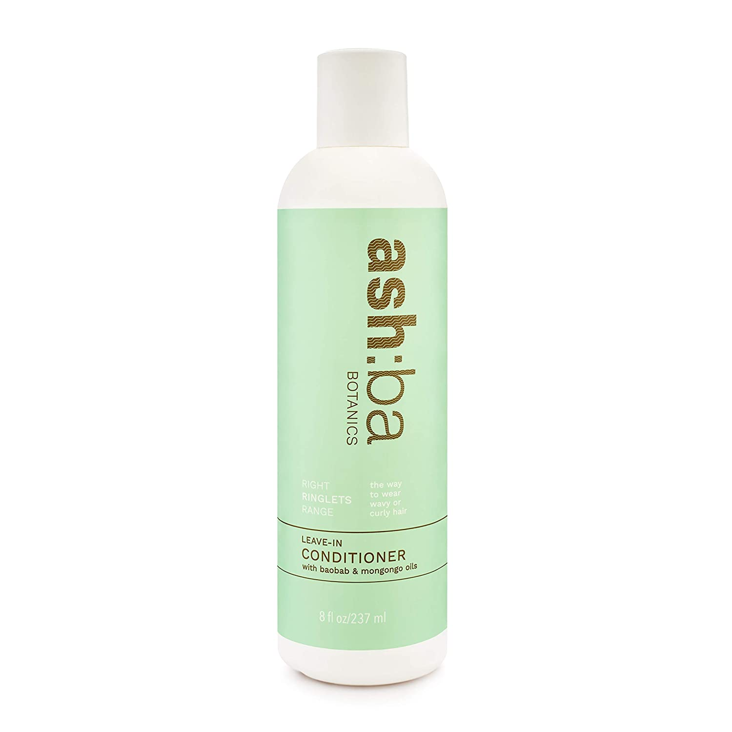 Ashba Botanics 1 year warranty Right Ringlets Leave-in Popular Curly Conditioner W for