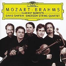 Mozart Clarinet Qnt Brahms Clarinet Qnt