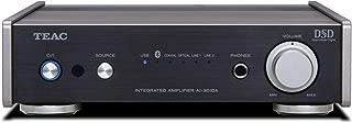 Teac AI-301DA-BK Integrated Amplifier with Bluetooth USB and DAC (Black)