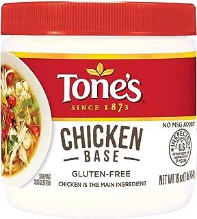Tones Chicken Base, 16 Ounce