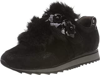 Gabor Shoes Women's Casual Low-Top Sneakers, Black (Schwarz 17), 4.5 UK 4.5 UK