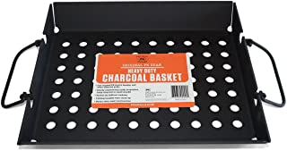 PK Grills PK99090 Heavy Duty Charcoal Basket, Fits PK Original and other Charcoal Grills