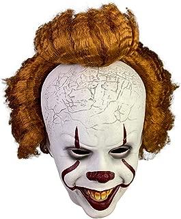 Best demon clown mask Reviews