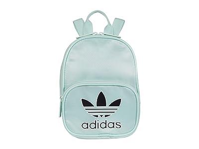 adidas Originals Originals Santiago Mini Backpack (Ice Mint) Backpack Bags