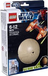 LEGO 乐高 星球大战系列 双体云车(Twin-Pod Cloud Car)™和贝斯坪(Bespin)™ 9678