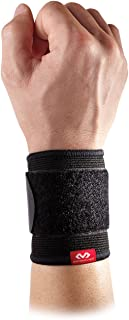 McDavid Wrist Brace, Compression Wrist Support for Pain Relief & Promotes Healing-  Single