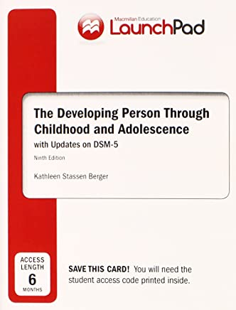 Launchpad for Bergers Developing Person Through Childhood & Adolescence With Dsm5 Update, Six Month Access