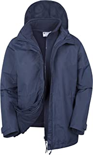 Mountain Warehouse Fell Womens 3 in 1 Autumn Jacket - Water Resistant