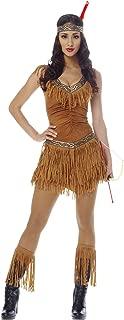 Franco Native American Maiden Adult Costume-