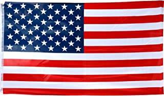 TRIXES American Flag - Large USA Flag - Stars and Stripes - 5ft x 3ft - Flag Sporting Events July 4th - For International/National Sporting Events
