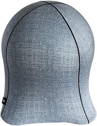SPICE OF LIFE 椅子 ジェリーフィッシュチェアー デニムグレイ 47×47×51cm バランスボール WKC103GY