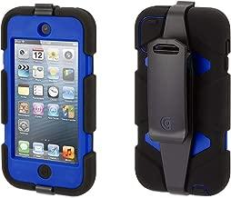 Griffin Black/Blue Survivor All-Terrain Case + Belt Clip for iPod Touch (5th/ 6th gen.)