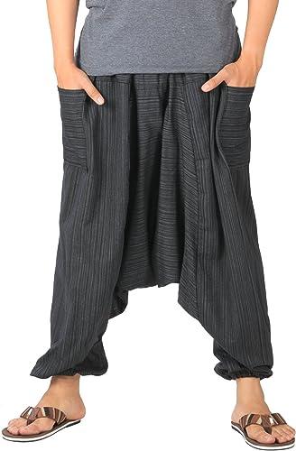 Om Shiv Alibaba Baggy Trouser Hippie Alibaba Yoga Pants Man /& Woman Regular Size
