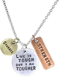 Stamped with Love Inspirational Tri Toned Stamped Charm Plates on 20
