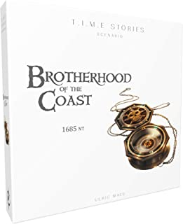 Space Cowboys Time Stories Brotherhood of the Coast Multiplayer Board Game