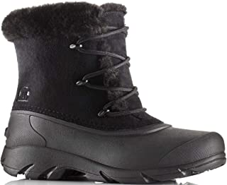 Sorel Snow Angel Lace Boot - Women's Black, 8.0