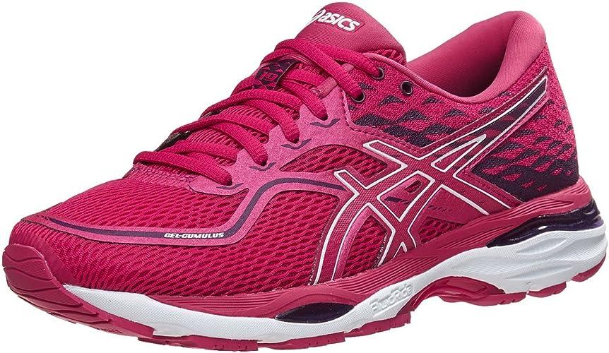 ASICS femmes Gel-Cumulus 19 Running chaussures, Cosmo rose blanc  Winter 10 B(M) US