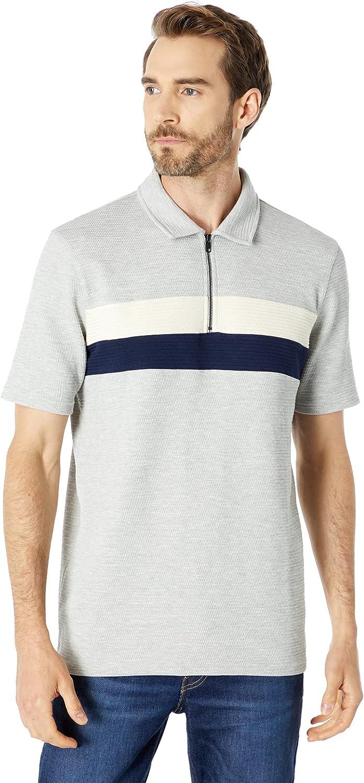 Ted Baker Dialinn Short Sleeve Textured Polo