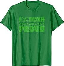 Shirt.Woot: 1% Irish and Proud T-Shirt