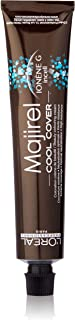 L'Oreal Professional Majirel Cool Cover, No. 7.3 Beige Golden Blonde, 1.7 Ounce