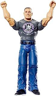 WWE Wrestlemania Figura de Acción Luchador John Cena, Juguetes Niños 8 Años (Mattel GDC00)