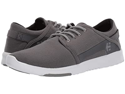 etnies Scout (Grey/Silver) Men