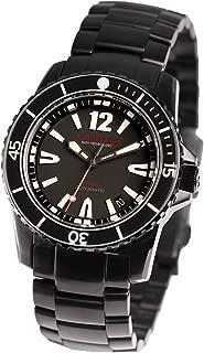 Lum-Tec 300M-2 (40MM BLACK PVD) Diver Automatic