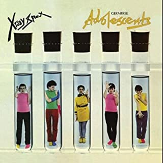 X-Ray Spex - Germ Free Adolescents (1 CD)