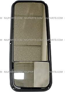 Door Mirror Power Heated Black - Driver Side (Fit: Kenworth T660 T600 T370 T270 T170 T800 T470 T440)
