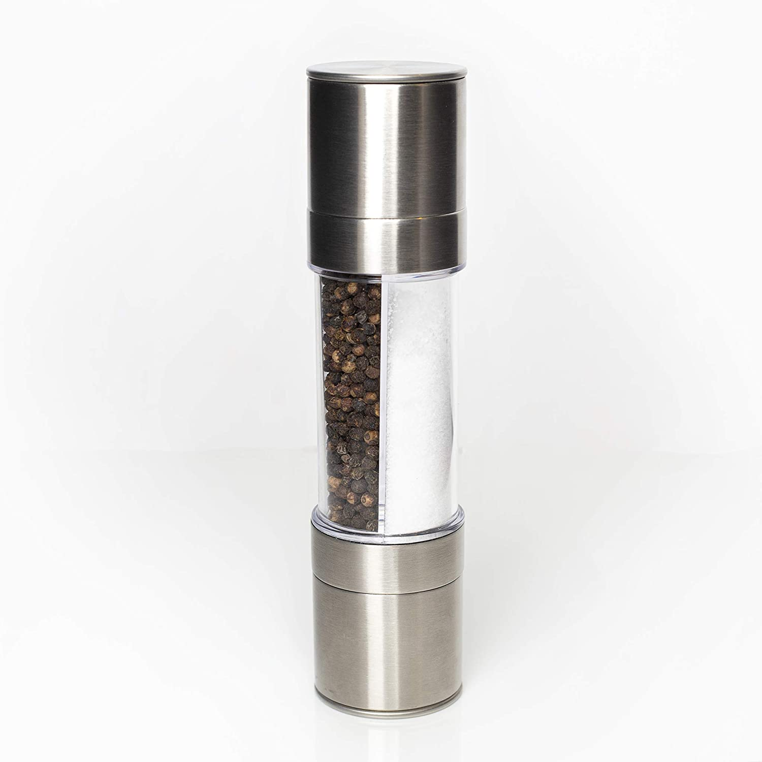 NATURE'S KITCHEN MARKET: Stainless Steel Dual 1 in Max 72% OFF Salt 2 New Orleans Mall Sea