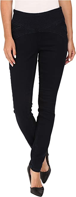 Olive Skinny Comfort Denim in After Midnight