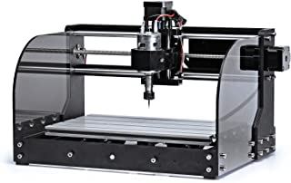 SainSmart Genmitsu CNC Router Machine 3018-MX3, with Mach3 Control and Safety-Driven Design