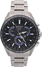 Seiko Astron GPS Solar Quartz (Battery) Black Dial Mens Watch SSE107 (Certified Pre-Owned)
