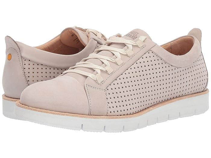 Samuel Hubbard Wanderer (Buff) Women's Flat Shoes