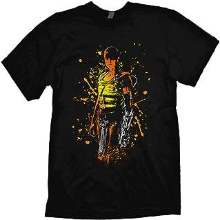Mad Max Fury Road T-Shirt Furiosa fine Art Style Design by Jared Swart