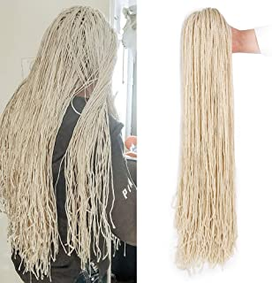 Best long blonde micro braids Reviews