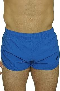 Men's American Flag and Nylon Swimwear Running Shorts