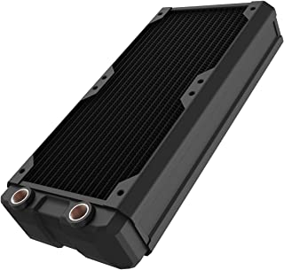Black Ice HWL-R118 Nemesis GTR 240 mm Radiator - Black