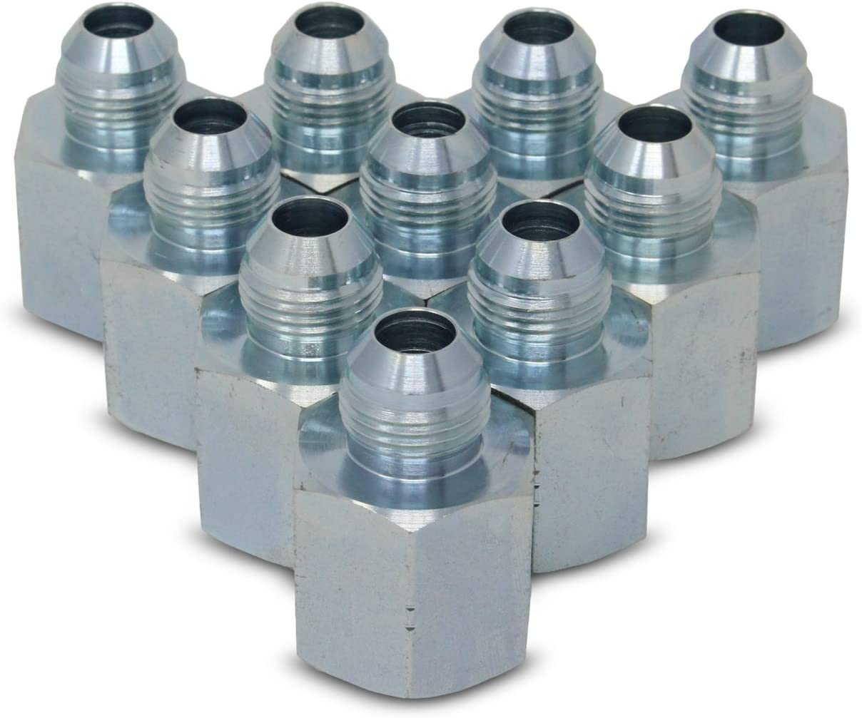 2405-08-08 Hydraulic Adapter Fitting 1 2