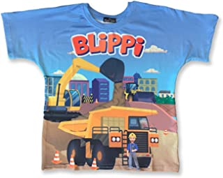 Blippi Construction Shirt
